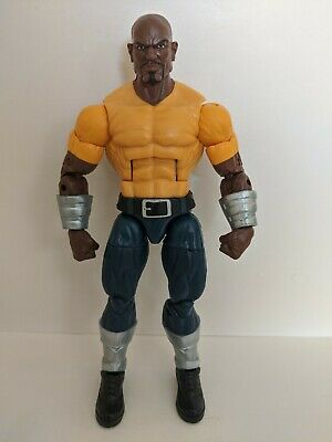 Hasbro Marvel Legends Luke Cage Amazon Exclusive 4 Pack Defenders 100% complete