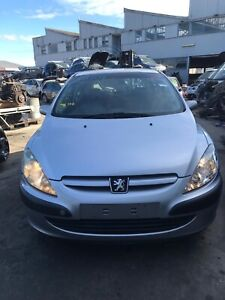 Wrecking currently Peugeot 307 2001 , parts and panel for sell West Footscray Maribyrnong Area Preview