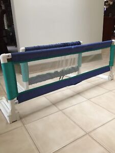 Two Portable Bed rails