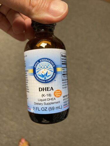 Apex Energetics - DHEA (K-18) 2 fl. oz