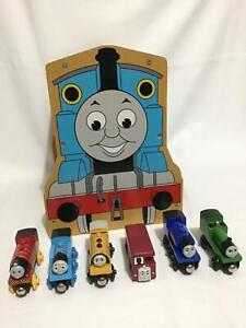 Thomas wooden toy trains Cairnlea Brimbank Area Preview