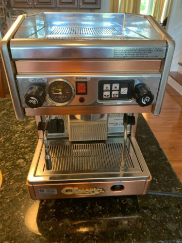 Used Astoria Commercial Espresso Machine (LOCAL PICKUP ONLY)