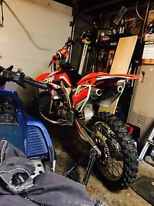 2007 Honda CRF250r-270 Big Bore