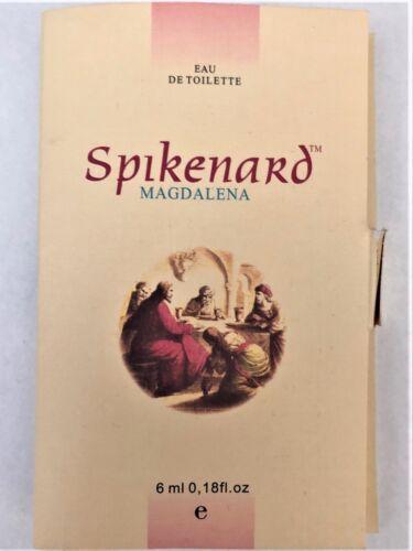 Spikenard Magdalena Eau de Toilette Perfume Anointing of Jesus 6ML