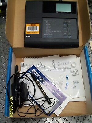 ORION 710A+ pH / ISE METER with 9107BN LOW MAINTENANCE pH TRIODE