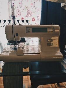 Baby Lock Espree Embroidery Machine