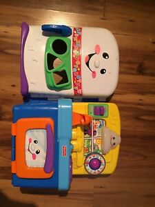 Cuisine musical Fisher Price