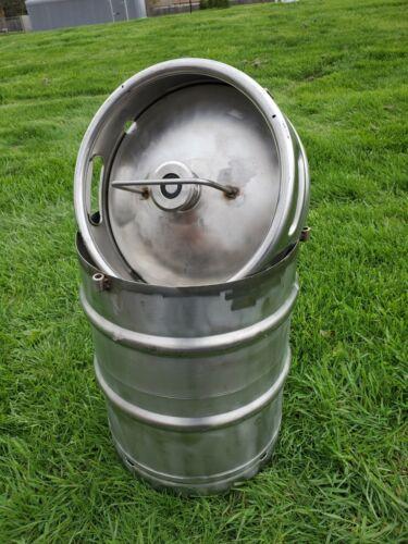 Beer Keg Crab Seafood Boil Pot