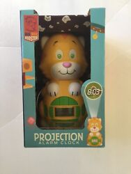 Big Red Rooster BRRC102AC Cat Projection Alarm Clock Operates O... Free Shipping