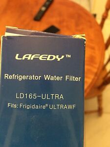 Frididaire refrigerator water filter