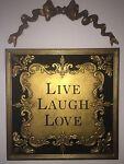 Live Laugh Love Home Sale