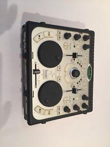 Console Hercule USB soundcard + DJ mix controller
