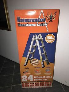 Ladder Caringbah Sutherland Area Preview