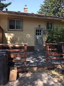 Three bedroom house available for rent August 1