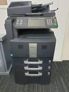 Kyocera Colour Laser Printer / Scanner - TASKalfa 300ci