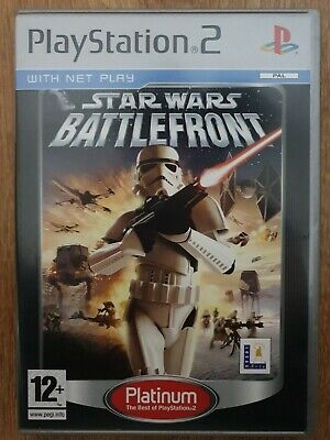 Star Wars Battlefront Ps2 Game