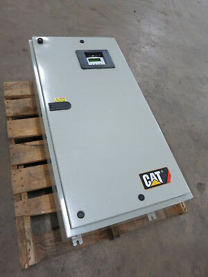 New Caterpillar Ctg 225a 230400v Automatic Transfer Switch Cat 225 Amp Mx150 3r