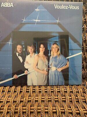 ABBA Voulez-Vous 1979 Vinyl LP Atlantic Records SD 16000 1979