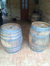 Wine barrels Two Rocks Wanneroo Area Preview