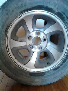 roues (mags) 15""