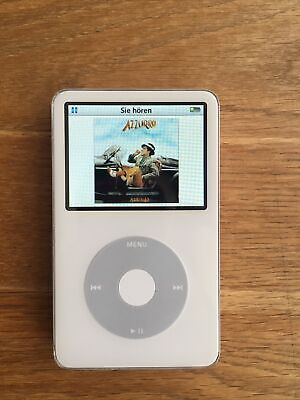 iPod Classic Video 80GB 5.5 Generation Weiß Wolfson DAC online kaufen