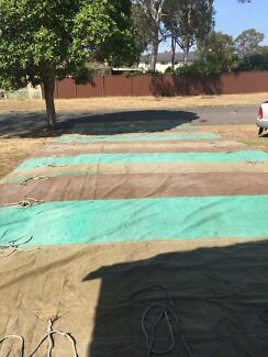 50x18 canvas tarp