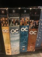 Complete series of OC and. felicity