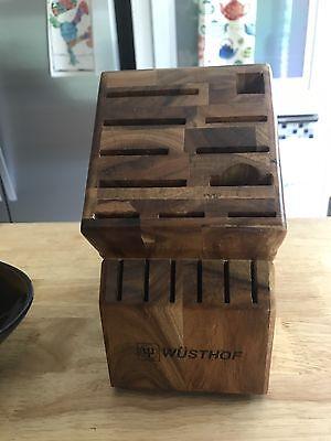 Блоки для хранения Wusthof 17 slot