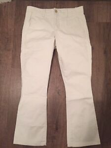 Gap white pants size small BRAND NEW