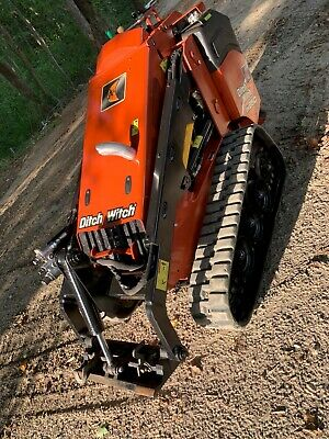 2015 Mini Skid Steer Ditch Witch Sk850 High Lifting Capacity Loader