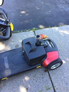 Scooter, 4 wheels