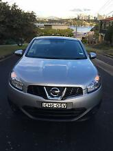 2012 Nissan Dualis ST Manual J10 Series 3 Wagon (Only 29000 kms) Chatswood Willoughby Area Preview