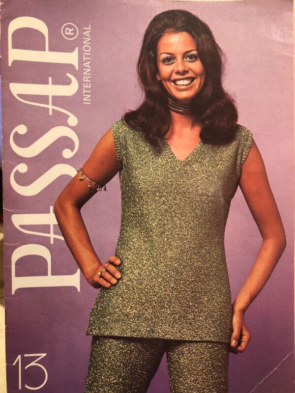 Passap International Summer 1970 No. 13