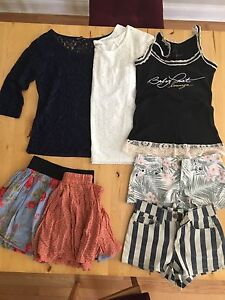 Girls clothes - 7 pieces