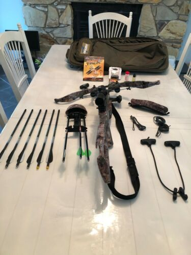 Excaliber Micro 335 Crossbow With Accessories