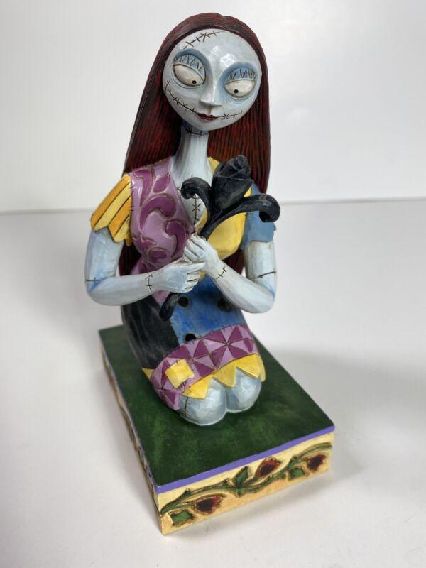 Jim Shore Disney Traditions Season in Bloom Sally Figurine With Box