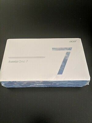 """Acer Iconia One 7"""" 1GB RAM Android Tablet - NEW IN BOX"""