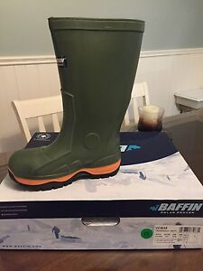 Baffin Insulated Rubber Boots - Size 10