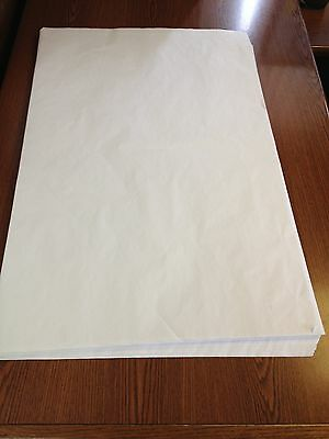 White Tissue Paper - 480 Sheets - Free Shipping