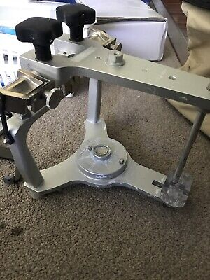 Whipmix Articulator With 15 Magnetic Plates Plus Bag