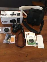 Canon 600D Kit *Excellent Condition* Indooroopilly Brisbane South West Preview