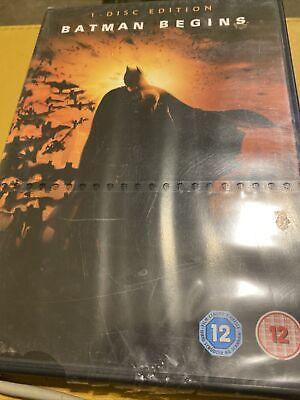 Batman Begins (DVD, 2006)