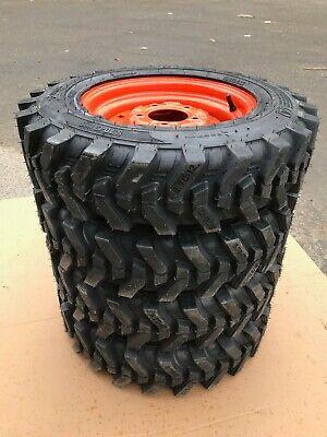 4-5.70-12 Sks 532 Skid Steer Tireswheels For Bobcat 440453463s70