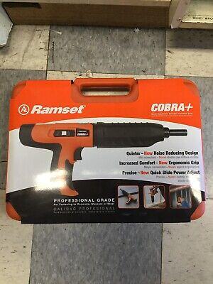Ramset 16942 Cobra Plus .27 Caliber Semi Auto Powder Actuated Tool-fpr-shipnisb
