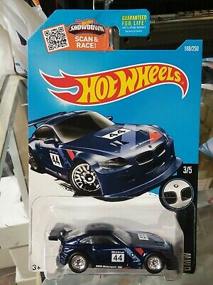 Hot Wheels Super Treasure Hunt BMW Z4 M MOTORSPORT MISBP