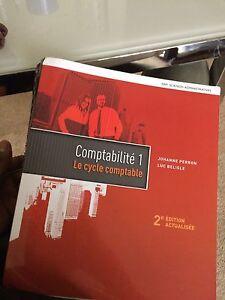 Comptabilité 1 le cycle comptable 2ème édition