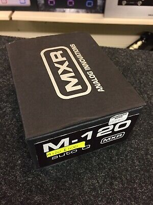 Mxr Auto Q M-120 Guitar Effects Pedal