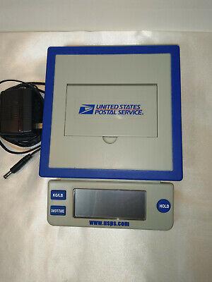 10 Lb Postal Scale Lb Kg Oz Digital Display Acdc Adaptor