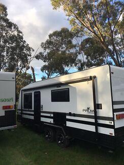 2017 (NEW) Palm Cove Luxury Caravan (FREE HONDA GENERATOR!!)