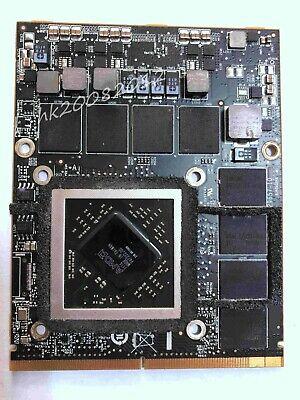 "661-5968 APPLE Video Card AMD Radeon HD 6970M 2GB For Apple iMac 27"" Mid 2011"